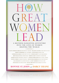 Book Cover How Great Women Lead